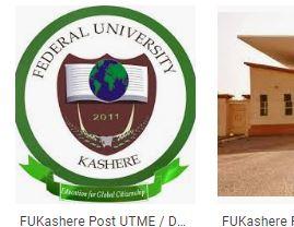 FUKASHERE Post UTME Screening Form